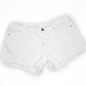 Blank NYC Denim Cutoff Shorts